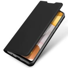 Samsung Galaxy A42 5G Duxducis Skin X Wallet Case - Black MS000360