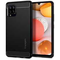 Samsung Galaxy A42 5G Spigen Rugged Armor Case - Matte Black MS000413