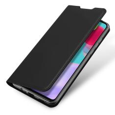 Samsung Galaxy A52s - A52 5G DuxDucis Skin Pro Wallet Case - Black MS000514