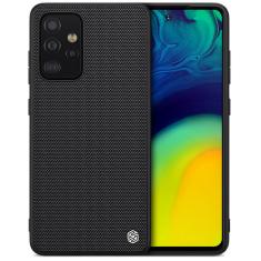 Samsung Galaxy A52s - A52 5G Nillkin Textured Nylon Fiber Case - Black MS000594