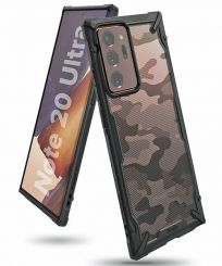 Samsung Galaxy Note 20 Ultra Ringke Fusion X Camo Case  MS000145