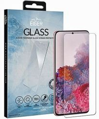 Samsung Galaxy S20 FE Eiger 3D Full Glass Screen Protector - Clear