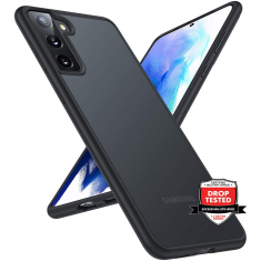 Samsung Galaxy S21 FE Matte Air Case - Black MS000757