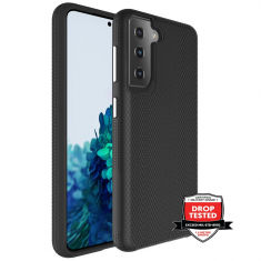 Samsung Galaxy S21 FE ProGrip Tough Case - Black MS000686