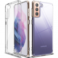 Samsung Galaxy S21 Plus Ringke Fusion Crystal Case - Clear MS0004781