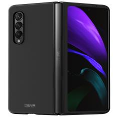 Samsung Galaxy Z Fold 3 5G Ultra-thin Hard Shell Cover Case - Matte Black MS000840