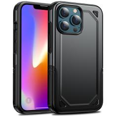 Tough-JAK Armor iPhone 13 Mini Case - Black MS000897